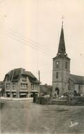 CPSM La Pallu-Place De L'église    L159 - Other Municipalities
