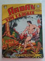"""LIVRE BD - ARDAN TIM L'AUDACE N° 1 - 1ère Série - Février 1952 """"Tim Et Les Amazones"""" RARE - ARTIMA - Altri"""