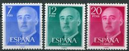 Spagna - 1974 - Mi. 2120/2122 ** - 1971-80 Neufs