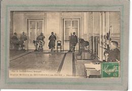 CPA (52) BOURBONNE-les-BAINS - Mots Clés: Hôpital Auxilière, Complémentaire, Militaire, Temporaire En 1914 / 18 - Bourbonne Les Bains