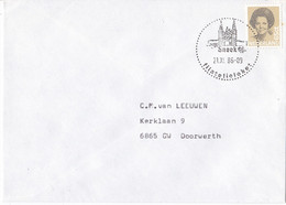 Nederland - Stempel Filatelieloket - Sneek - 21 November 1986 - Marcofilia