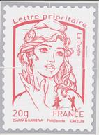 France - Cadeau De Philaposte - Lettre Prioritaire - CIAPPA Et KAWENA - Les 4 Encarts (ceci N'est Pas Un Timbre) Neuf ** - 2013-... Marianne (Ciappa-Kawena)