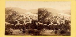 Stereo, Cobern, Village, Castle, Bords De La Moselle, No. 306 - Stereoscopi