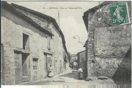 CHARENTE : Verteuil, Rue Du Champ De Foire - Andere Gemeenten