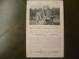 CPA - SELECTION - BORDEAUX - Les Labours Au Château La Ferrade  AD . SVAHN & C° - Bordeaux