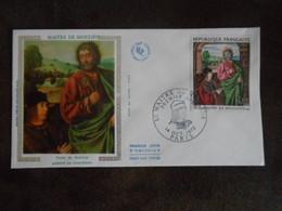 FRANCE FDC YT 1732 LE MAITRE DE MOULINS - 1970-1979