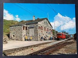 Bernina-Hospiz Station/ Zug - GR Grisons