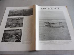 L'ILLUSTRATION 7 MARS 1925-HISPANO-SAUVETEURS DE LA ROCHELLE-ANNAM HUE–GIA LONG-FEERIE MANNEQUINS CIRES-CARTE EUROPE - L'Illustration
