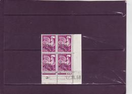 PREO N°112 - 15F COQ - C De C+D - 4° Tirage - 12.11.1958 - - Prematasellados