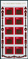 A08-30) BRD - 10x Mi 1023 ✶✶ # - 60+30Pf  Tag Der Briefmarke 79 - Nuevos