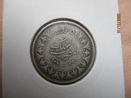 Egypte 5 Piastres 1939 - Egypte