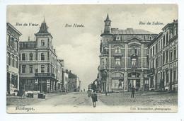 Bastogne - Rue Du Vivier - Porte Haute - Rue Du Sablon - Bastogne