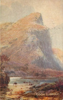 Illustrateur Raphael Tuck - Loch Lubnaig - Tuck, Raphael