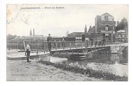 CPA 59 - HAUBOURDIN - PONT DE SANTES - Haubourdin