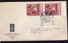 Argentina - 1961 - Matasello Especial - Recepcion Del Primer Obispo San Rafael Mendoza - A1RR2 - Oblitérés