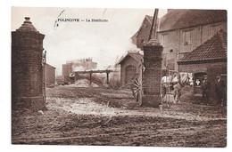 CPA 62 - POLINCOVE - LA DISTILLERIE  (Attelage - Cheval) - Altri Comuni