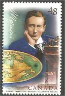 Canada Guglielmo Marconi Radio Message Communications  MNH ** Neuf SC (C19-64b) - Telecom