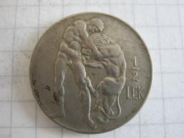 Albania 1/2 Lek 1931 - Albanien
