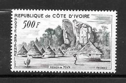 COTE D'IVOIRE Afrique : Poste Aérienne 24 **  TB (cote 10,25 €) - Ivoorkust (1960-...)