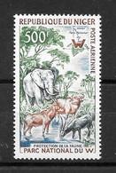 NIGER Afrique : Poste Aérienne 1  **  TB (cote 21,oo€) - Niger (1960-...)