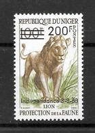 NIGER Afrique : Poste Aérienne 111 **  TB (cote 15,50 €) - Niger (1960-...)