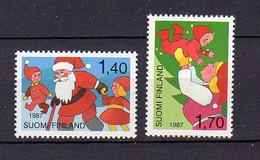 FINLANDE     Neuf **    Y. Et T.    N° 996 / 997      Cote: 2,25 Euros - Ungebraucht