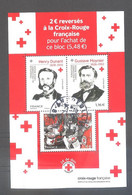 France Bloc Oblitéré (Croix Rouge Française 2020) ( Cachet Rond) - Used Stamps