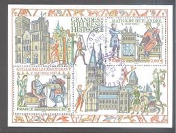 France Bloc Oblitéré (Les Grandes Heures De L'histoire De France 2020) ( Cachet Rond) - Used Stamps