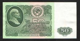 RUSSIA USSR 50  Rubles  1961 - Rusia