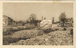 57 CPA DIEUZE UN QUARTIER SINISTRE BOMBARDEMENT DE NOVEMBRE 1944 - Dieuze