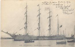 Le Havre - Entrée D'un Quatre Mats - Porto
