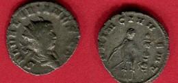 SALONINUS  ( C 61  ) TB  35 - 5. The Military Crisis (235 AD To 284 AD)