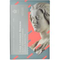 San Marino, 2 Euro, Gian Lorenzo Bernini, 2018, Rome, FDC - San Marino