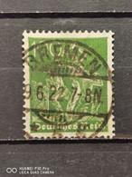 Deutsche Reich Mi-Nr. 187 B Gestempelt Geprüft KW. 30€ - Infla