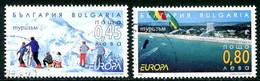 BULGARIA 2004  Europa: Holidays Used .   Michel 4649-50 - Gebraucht