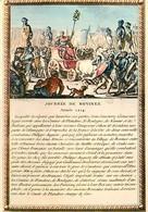 59 - Bouvines - Gravure Du XVIIIe Siècle - Histoire De La Bataille De Bouvines - CPM - Voir Scans Recto-Verso - Otros Municipios