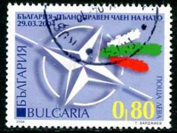 BULGARIA 2004 Entry Into NATO Used.   Michel 4642 - Gebraucht