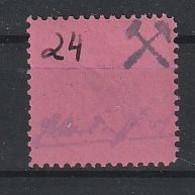 Deutsche Lokalausgaben . Grossräschen Nr 9 Postrisch - Soviet Zone