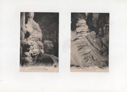 8 Cartes Postales - Puits De Padirac - Lot De 6 Cartes Non écrites - MTIL Et 2 Ayant Circulées - Padirac