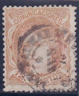Espagne YT 113 Régence Oblit, Cad 08/06/70 - Usados