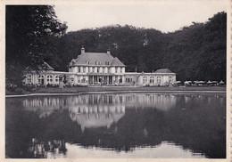 3723 - Belgien - Deurne , Restaurant Rivierenhof , Het Kasteel , Le Chateau - Gelaufen 1955 - Antwerpen