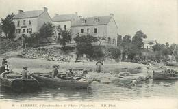 "CPA FRANCE 29 ""Kerdruc à L'embouchure De L'Aven"" - Altri Comuni"