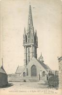 """CPA FRANCE 29 """"Goulven, L'Eglise"""" - Sonstige Gemeinden"""