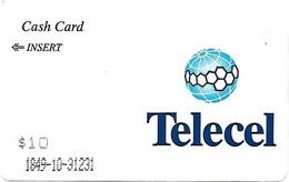@+ CONGO (RDC) - Telecel - $10 - Congo