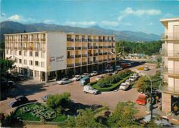 CPSM Argelés Plage-Le Centre Ville    L174 - Argeles Sur Mer