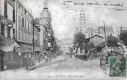 NANCY - RUE SAINT-JEAN - BELLE ANIMATION - 1915 - Nancy