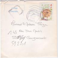 MARCOPHILIE - CACHET FD FAUSSE DIRECTION - CACHET POSTAL DOUBLE 387684A - Ohne Zuordnung