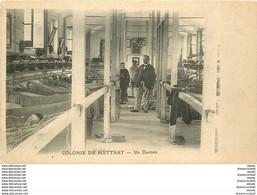37 METTRAY. Un Dortoir à La Colonie Du Pénitencier - Mettray