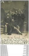 SUISSE. Luzern. Photo Carte Postale D'un Groupe De Randonneurs 1902 - Altri