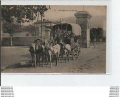 ALGERIE-La Diligence De Blida - Blida